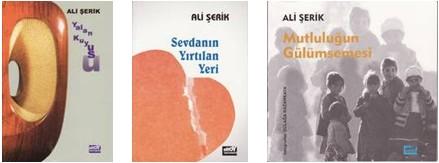 ali şerik kitapları
